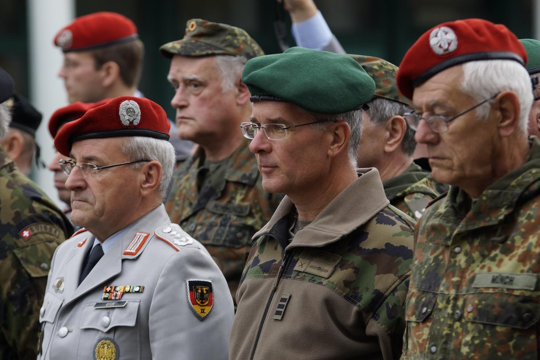 23. Militär-Réunion der Bodenseeanrainerstaaten