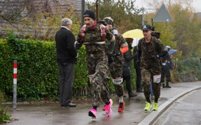 Der Frauenfelder 2019 – 2'200 Läuferinnen und Läufer trotzten dem Wetter